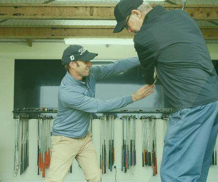 Coaching, Golf Learning Centre