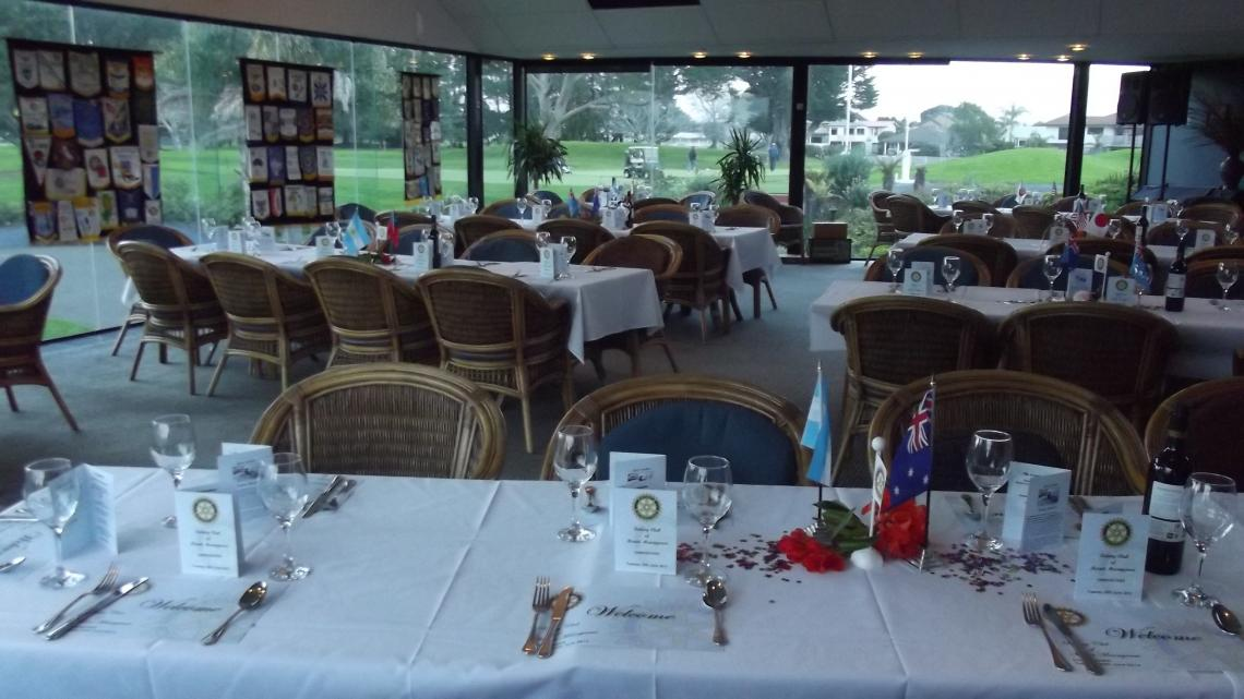 The Mount Maunganui Golf Club is the perfect location for your next function for up to 200 people.